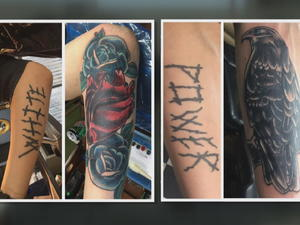 Tattoo parlor on a mission to remove ink -- and painful memories