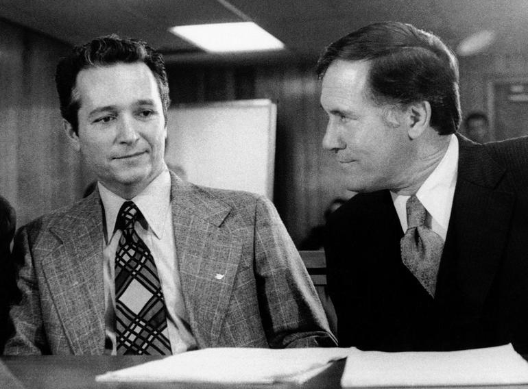 Cullen Davis and Richard Haynes