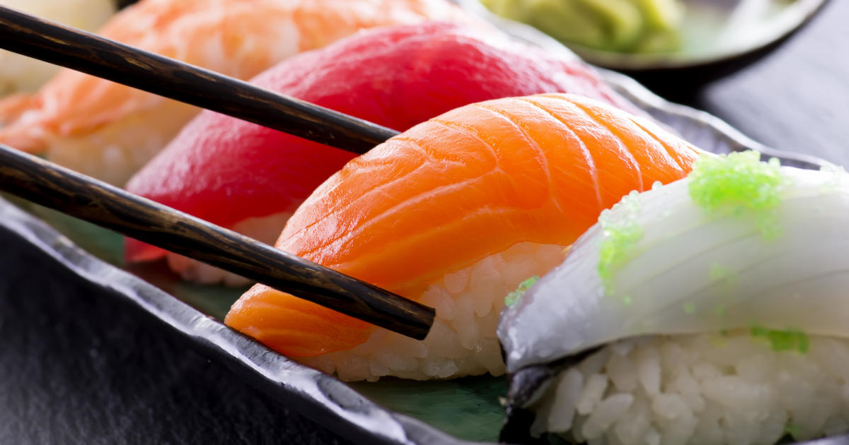 Sushi Lover Pulled 5 Foot Tapeworm From Intestines Cbs News Other pathogens, including the salmonella i would not go to a restaurant with a 'c' rating in new york largely for this reason. sushi lover pulled 5 foot tapeworm from
