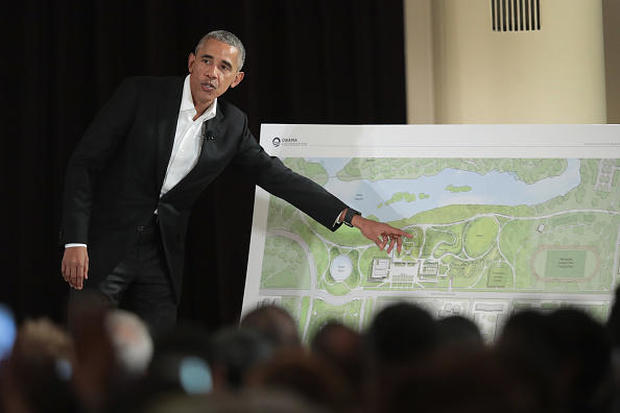 Barack Obama sightings post-presidency