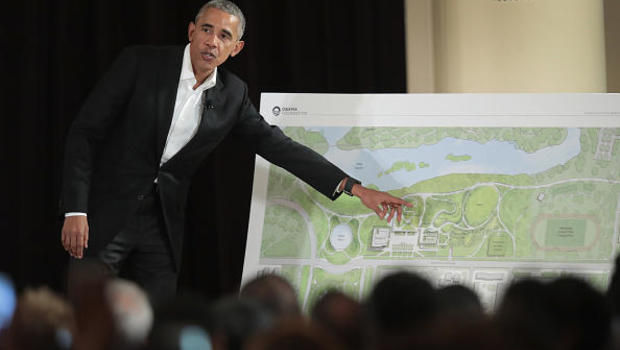 New Renderings of Chicago's Obama Library Released