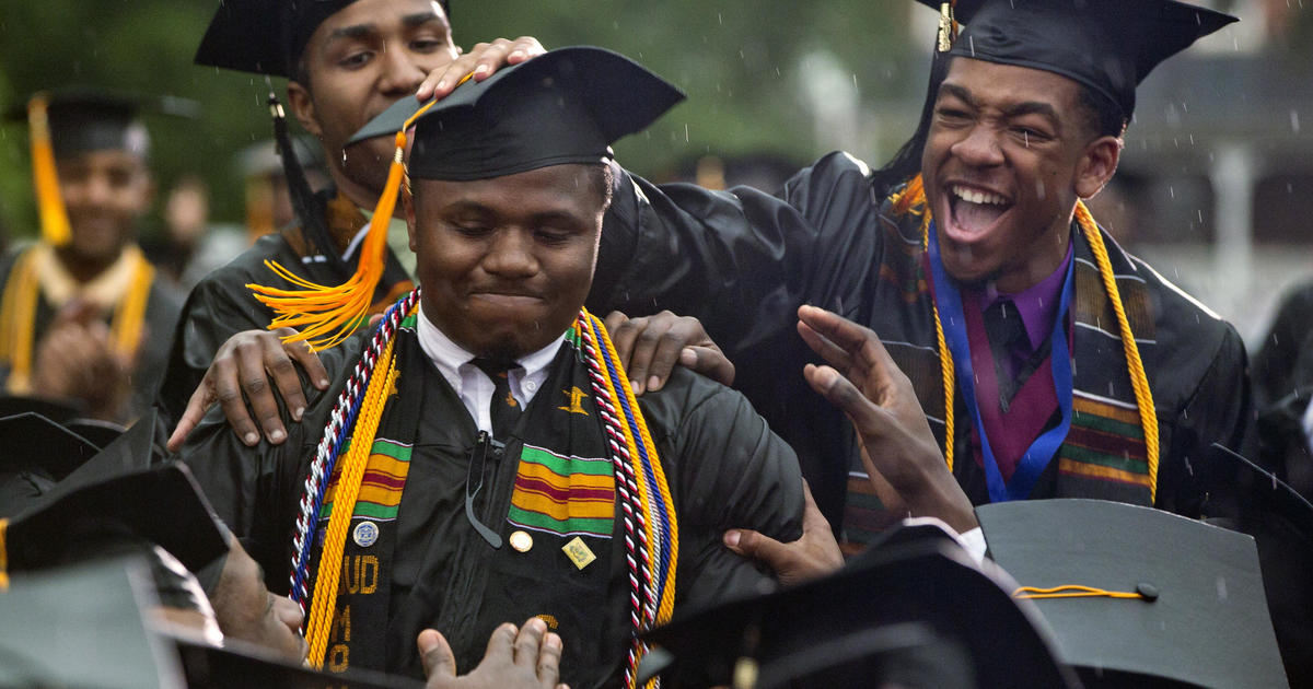 Many new college grads are stuck in low-wage jobs