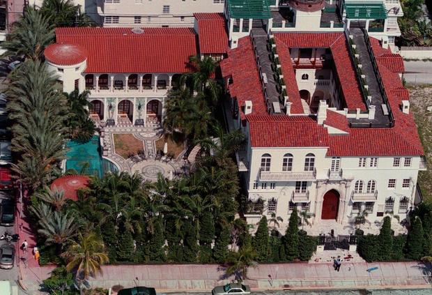 Versace's Casa Casuarina