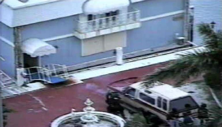 Miami Beach houseboat