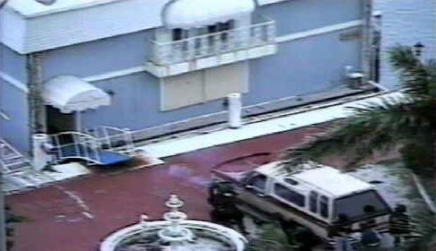 Cunanan houseboat siege