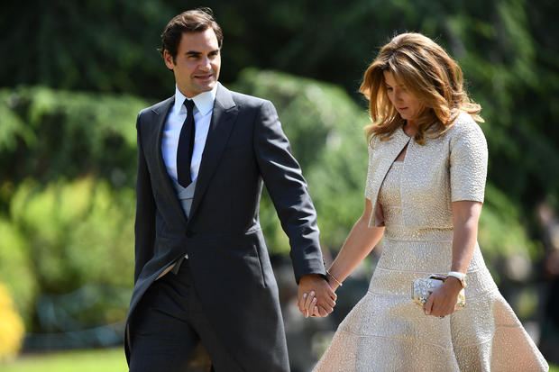 Pippa Middleton's wedding to James Matthews