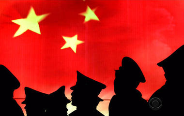 China cracking down on U.S. spies?