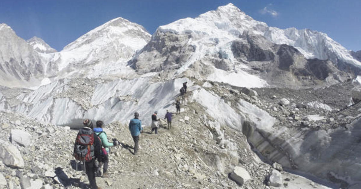 Two die on Mount Everest after good weather causes climber traffic jam