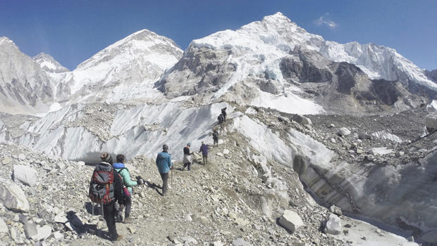 Sherpa sets new record after 24th successful Mount Everest summit