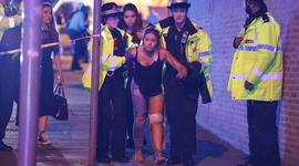 Manchester concert explosion