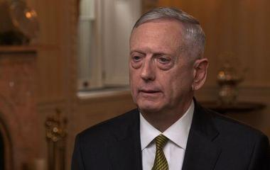 Gen. Mattis reflects on his long military career
