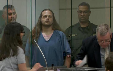 Portland stabbing suspect appears in court