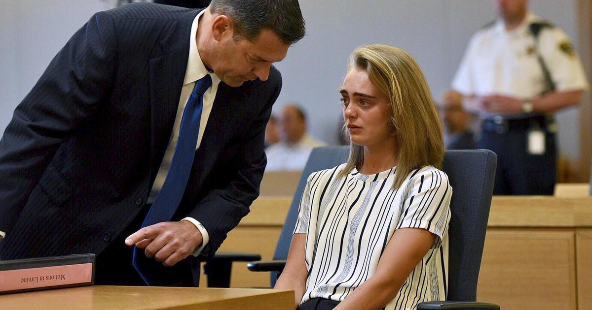 Michelle Carter Parents >> Michelle Carter S Father Urges Leniency Ahead Of Sentencing