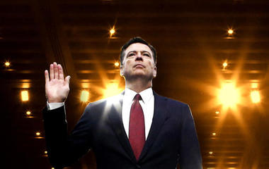 Key moments from the Comey hearing
