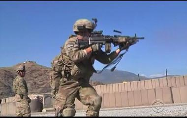 Pentagon investigates Afghan soldier who turned gun on Americans