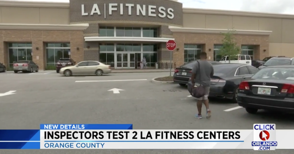 LA Fitness Gymgoers Contract Legionnaires Disease In Florida - La fitness locations us map