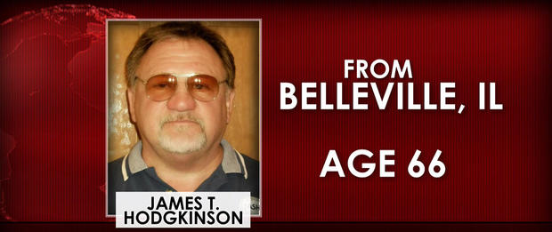 James T. Hodgkinson, 66, of Belleville, Illinois, is seen in a photo obtained by CBS News.