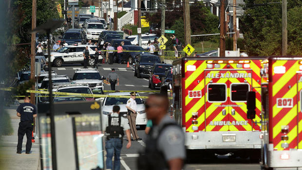 Shooting in Alexandria, Virginia