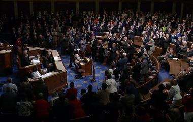 Bipartisanship on Capitol Hill after Alexandria shooting