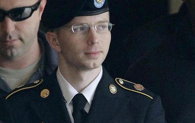Chelsea Manning in the spotlight