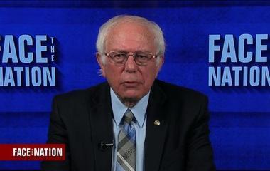 Bernie Sanders discusses Alexandria shooting, Senate health care bill