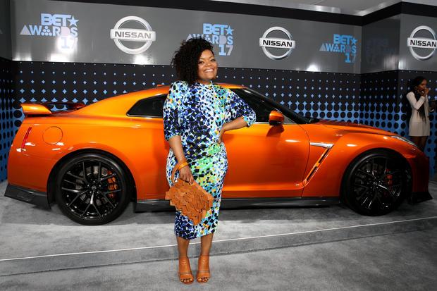 BET Awards 2017 red carpet