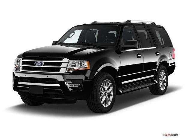 Ford Expedition - 7 of the best cars made in the USA - CBS News
