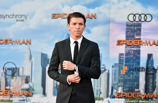 "Stars shine at ""Spider-Man: Homecoming"" premiere"