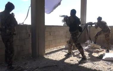 U.S. faces challenges backing battle against ISIS