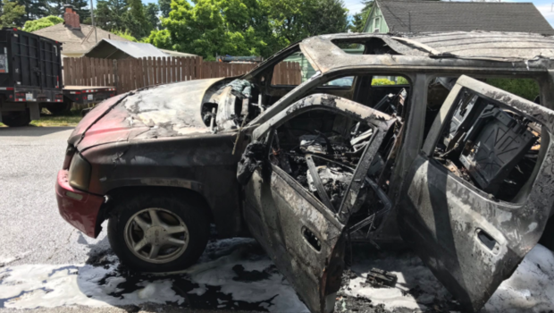 Year Old Takes Parents Suv To Buy Fireworks That Destroy