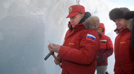 What's at stake with Russia's Arctic military buildup