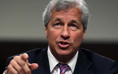 "Jamie Dimon: ""It's almost an embarrassment being American"""