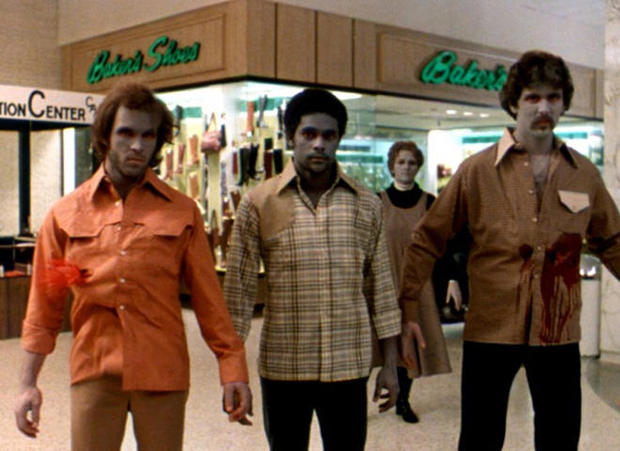 Image result for dawn of the dead 1978 movie stills