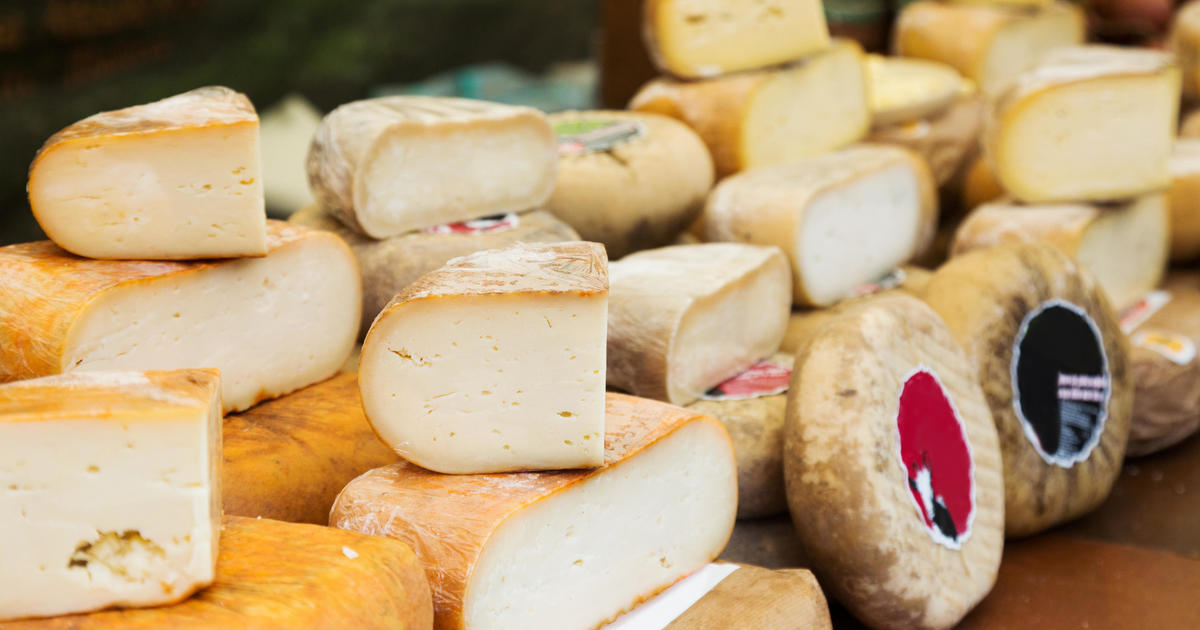 America's cheese stockpile at record high of 4 3 pounds per