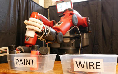 How robots can work alongside -- not in place of -- humans