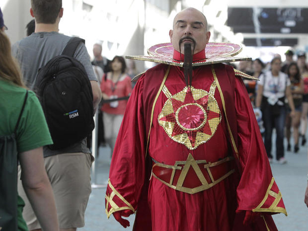 Cosplay at San Diego Comic-Con
