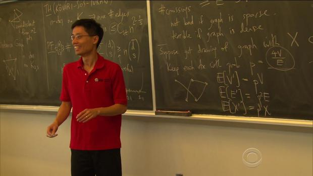 America's best young math minds compete in Rio - CBS News