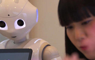 Japan turns to robots to tackle population decline