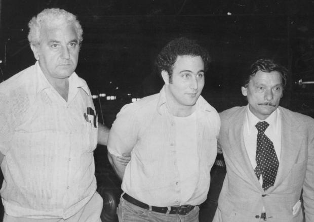 David Berkowitz arrested