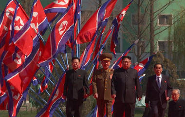 Will China and Russia enforce U.N. sanctions on North Korea?