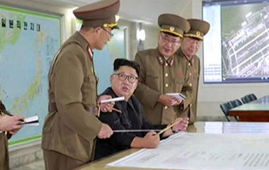Sighs of relief in Guam after Kim Jong Un backs down from missile threat for now