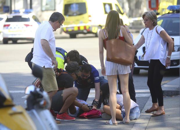 Barcelona terror attack