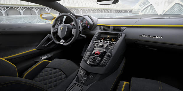 Lamborghini Revs Up Its Fastest Supercar Cbs News
