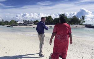 Climate Refugees: Kiribati