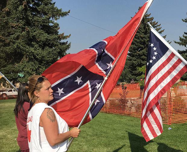 Confederate Memorial Montana