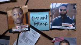 Attack in Garland, The Coming Swarm, Lost