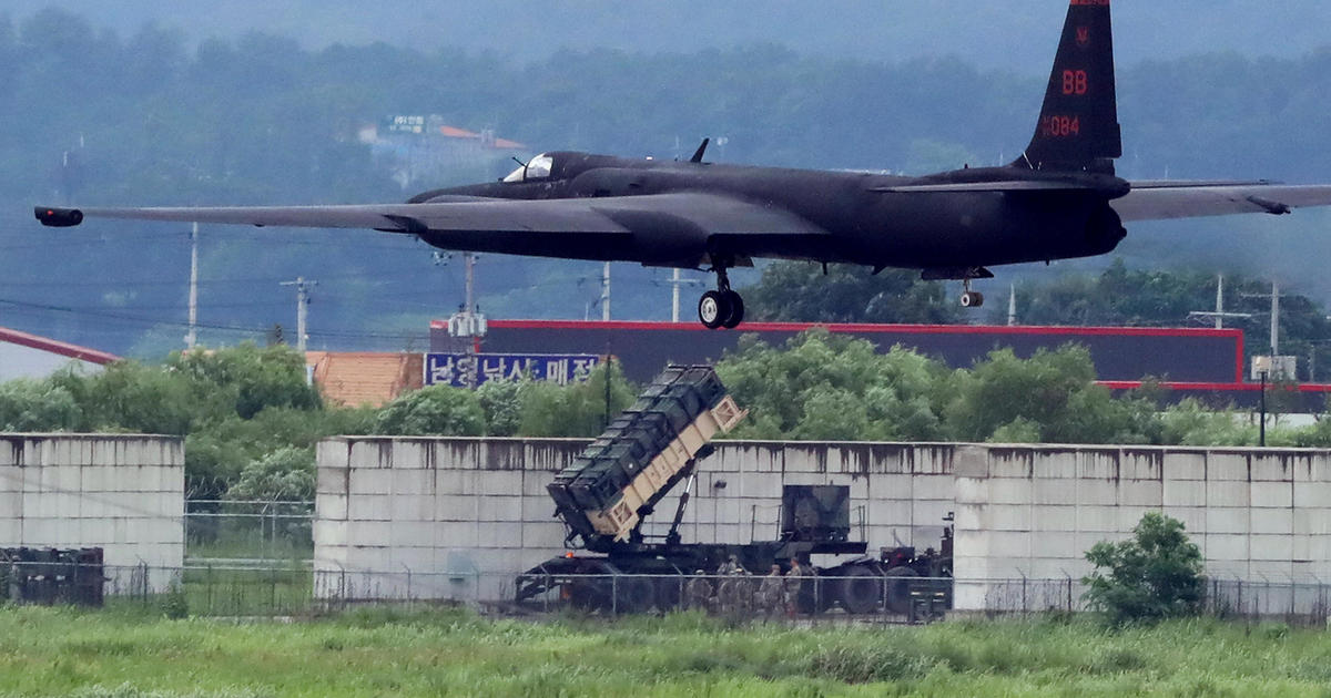 """China accuses U.S. of """"naked act of provocation"""" test fires """"aircraft carrier-killer"""" missile – CBS News"""