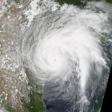 Hurricane Harvey