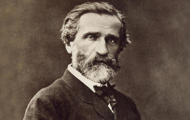 Happy 200th birthday, Giuseppe Verdi