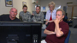 A debrief with the 60 Minutes team who went to Gitmo